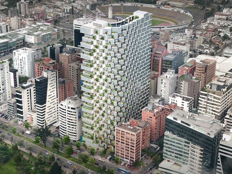 Edificio Iqon