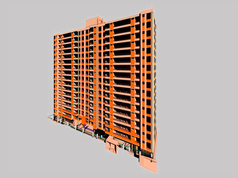 Edificio Talca Lircay
